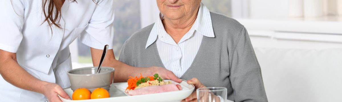 UNA solidarité normande Préparation des repas